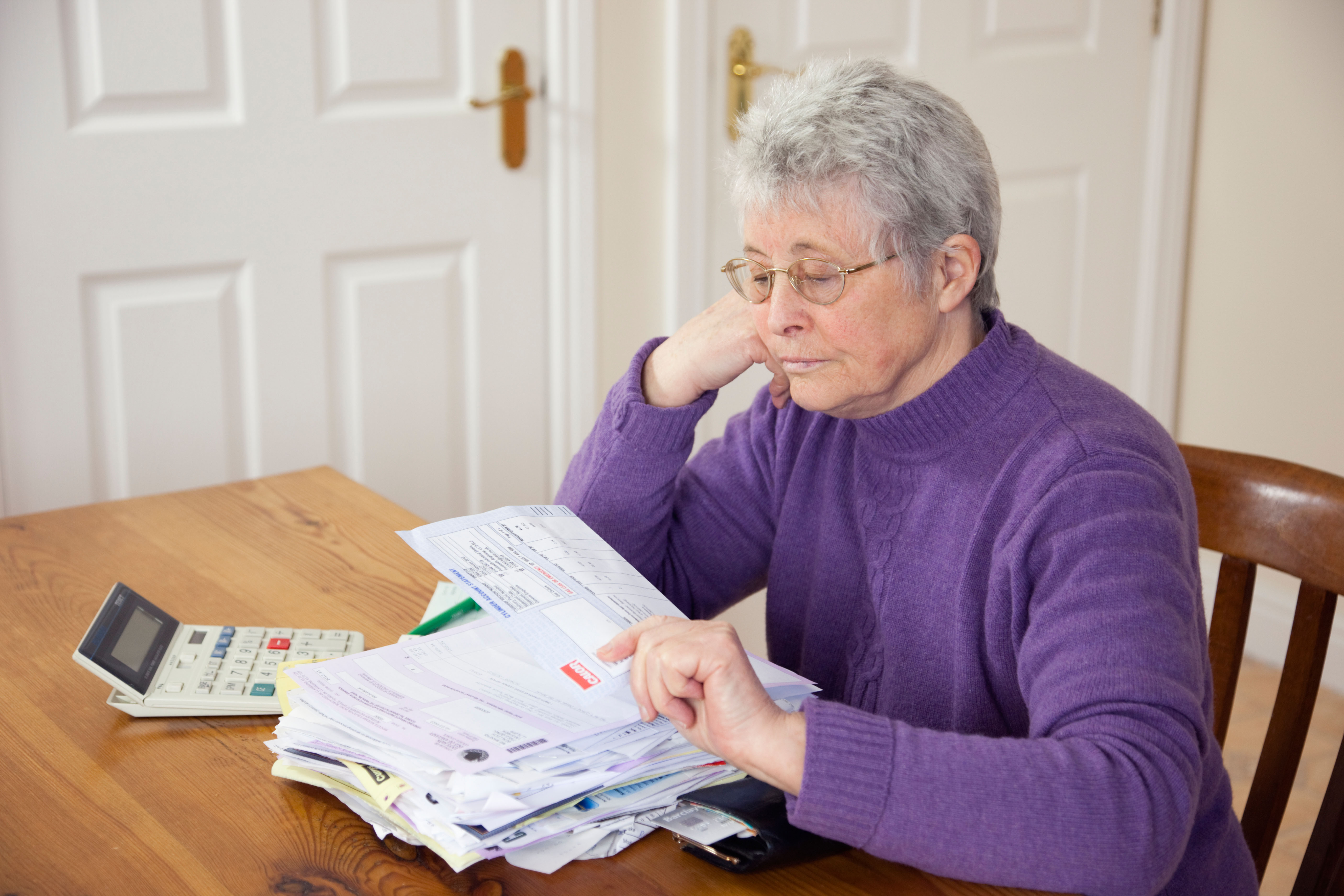 Pensioners are missing out on an average of £1,423 a year by failing to claim benefits