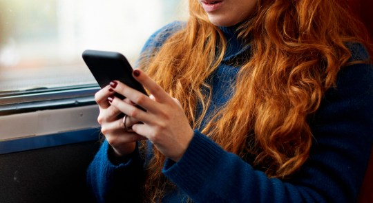How often do you check your phone? (Getty Images/Cultura RF)