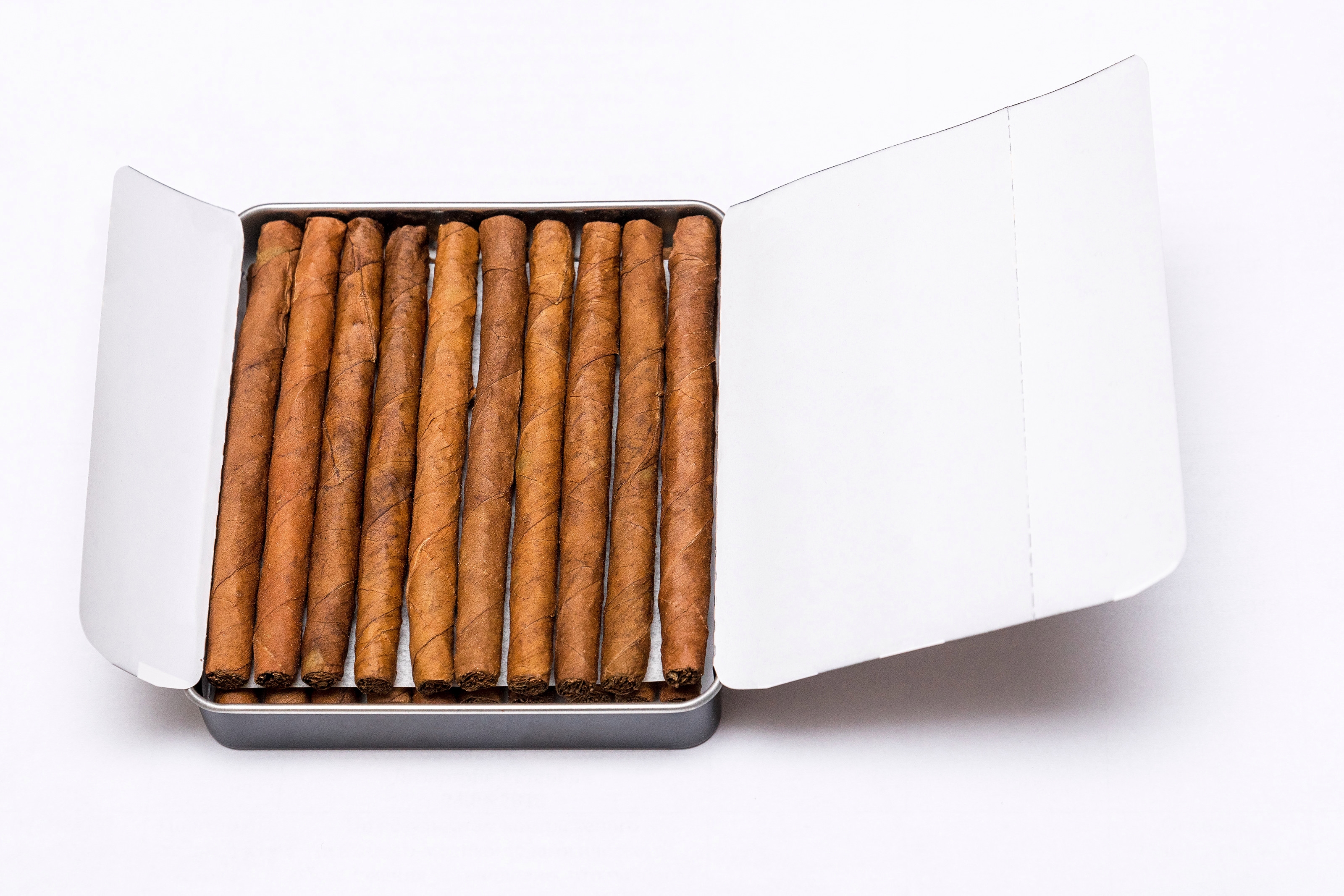 Campaigners have called for the government to ban a new brand of menthol cigarillos, stock image