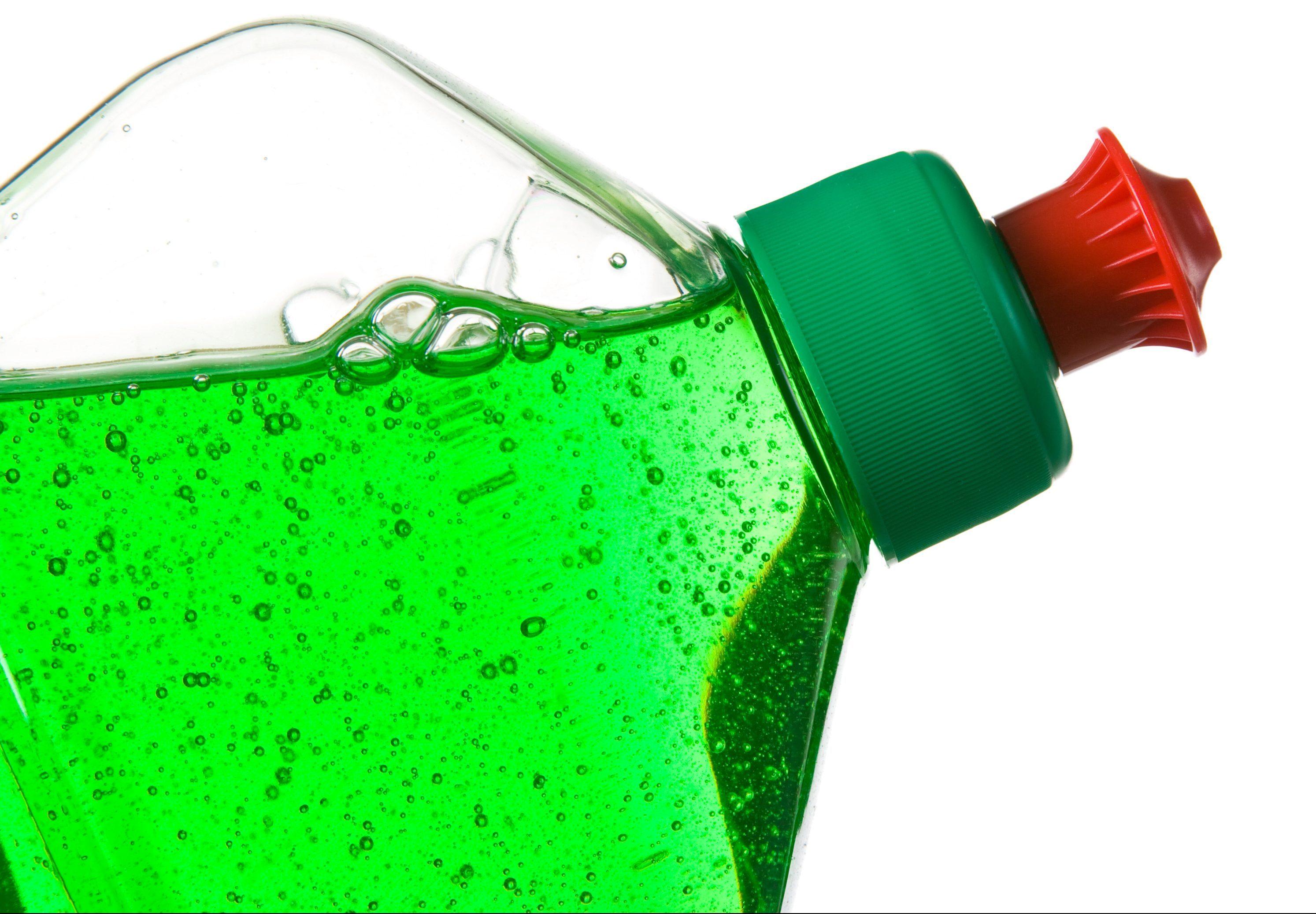 Washing up liquid can protect against coronavirus