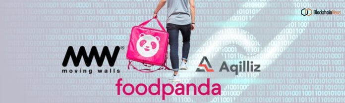 Leading AdTech Firms Pilot World's First Blockchain-Powered Digital Out-of-Home Advertising Campaign for Food Delivery Giant foodpanda