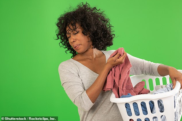 More than 160 mothers were asked to smell t-shirts worn by their children to see just how much they could identify about them. Stock image