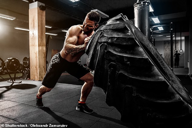 Experts found that men from wealthy western countries like the UK are more motivated to workout than their Nicaraguan and Ugandan counterparts