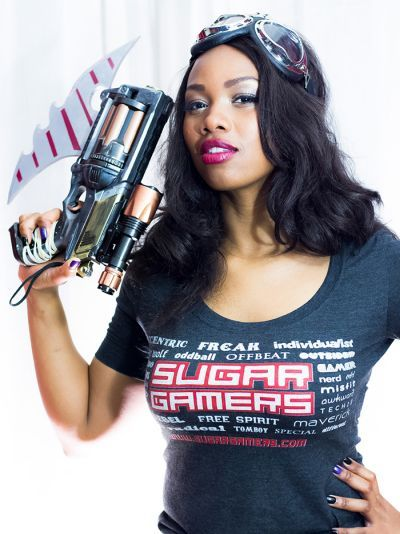 Keisha Howard, Sugar Gamers