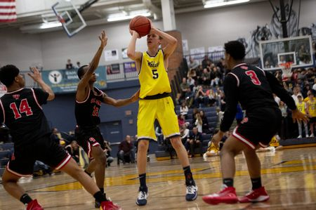 Clarkston vs. Oak Park boys basketball