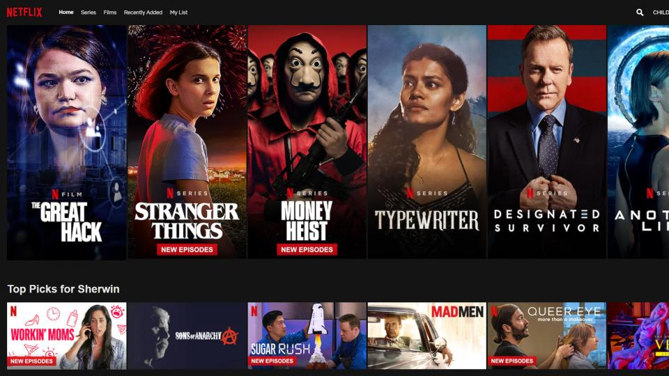 How to Seamlessly Stream American Netflix in the United Kingdom
