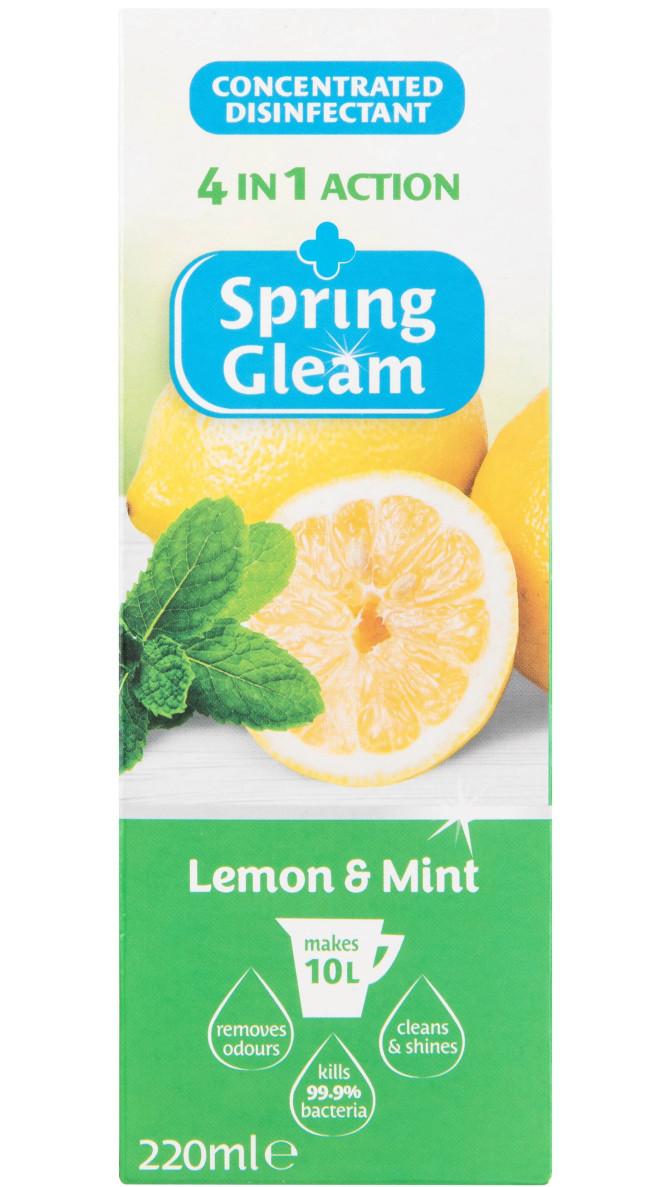 But Spring Gleam is £1 at poundland.co.uk