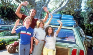 The Griswolds in National Lampoon's Vacation