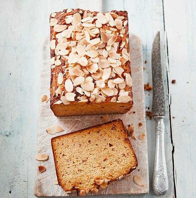 This superb orange and almond loaf is ideal for impressing dinner guests and is best served warm