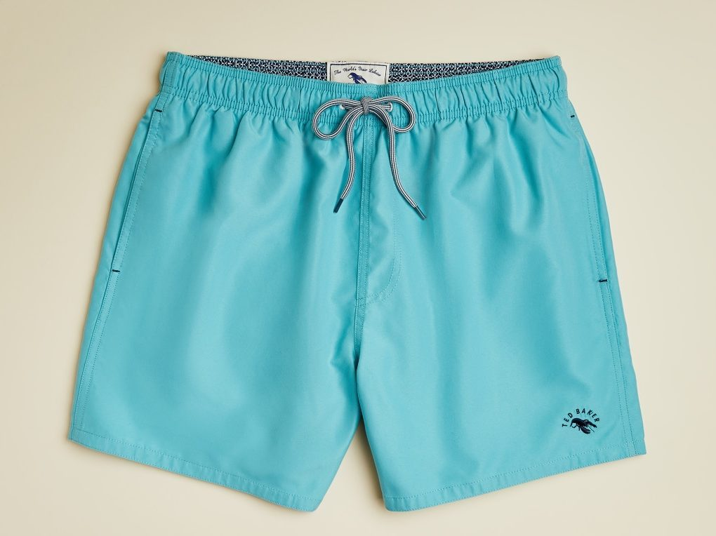 Instead of forking out on these Ted Baker swim shorts...