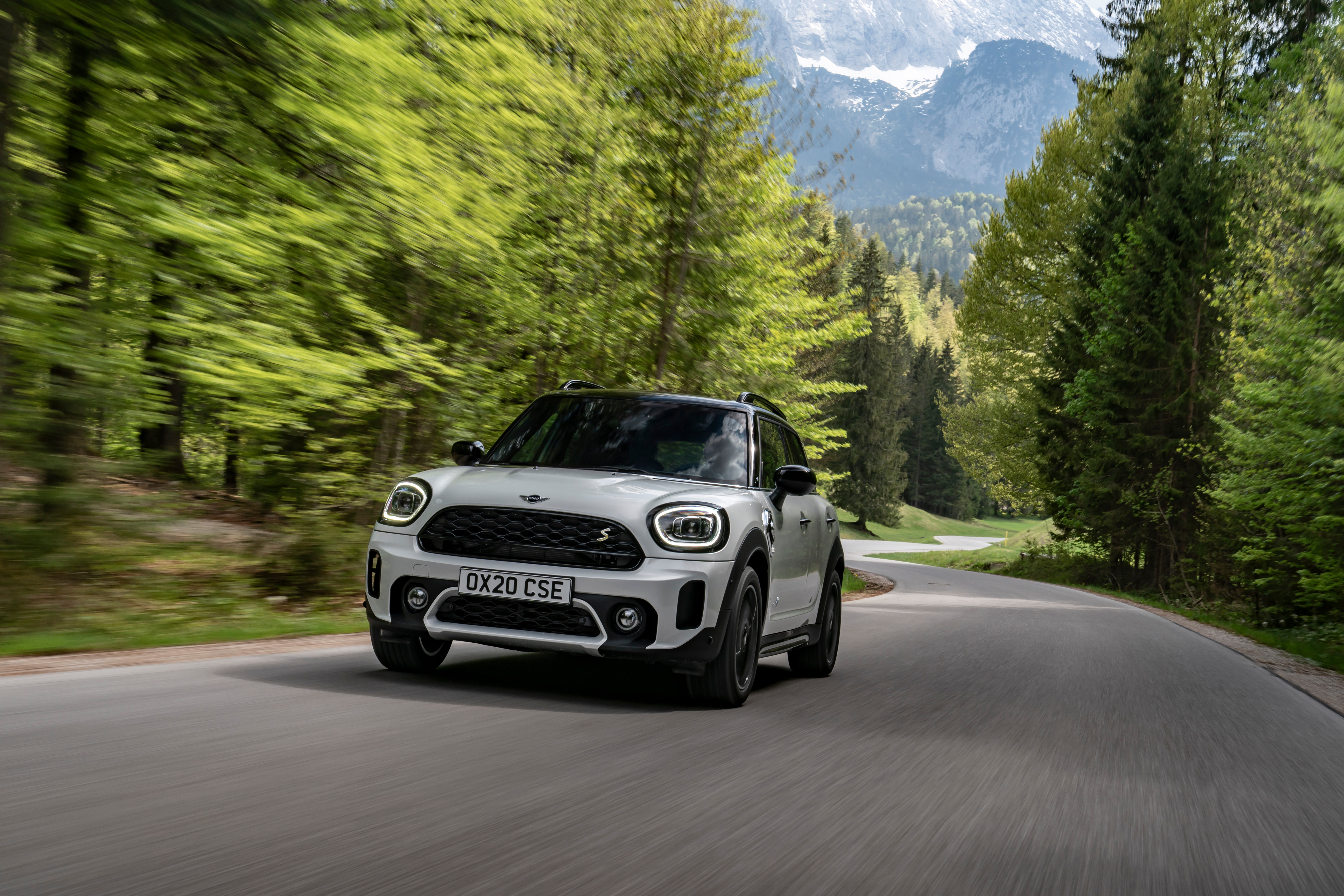 The second-generation Countryman which surfaced in 2017 has just been given a facelift