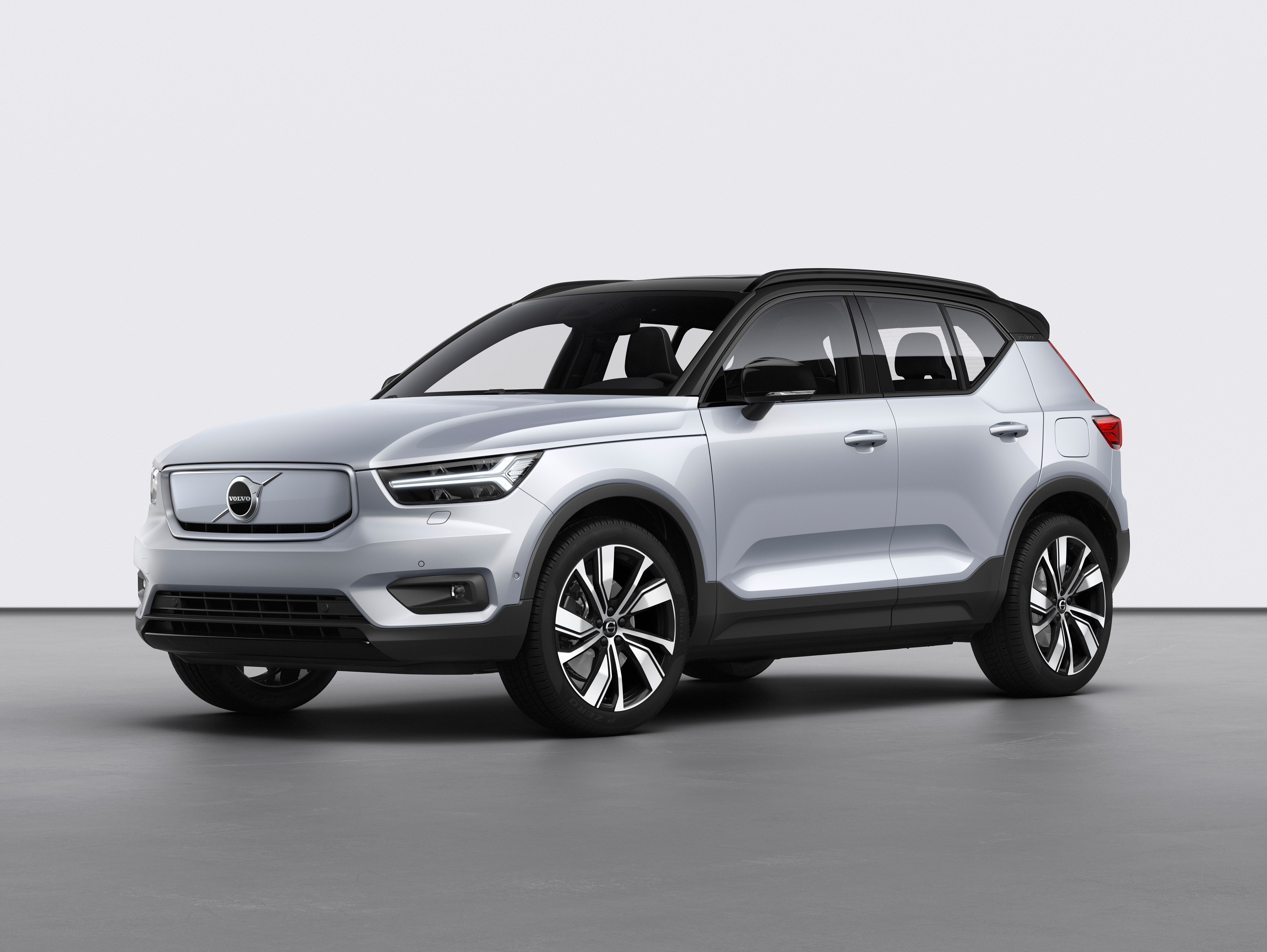 Not only is the XC40 Recharge green, it's keen