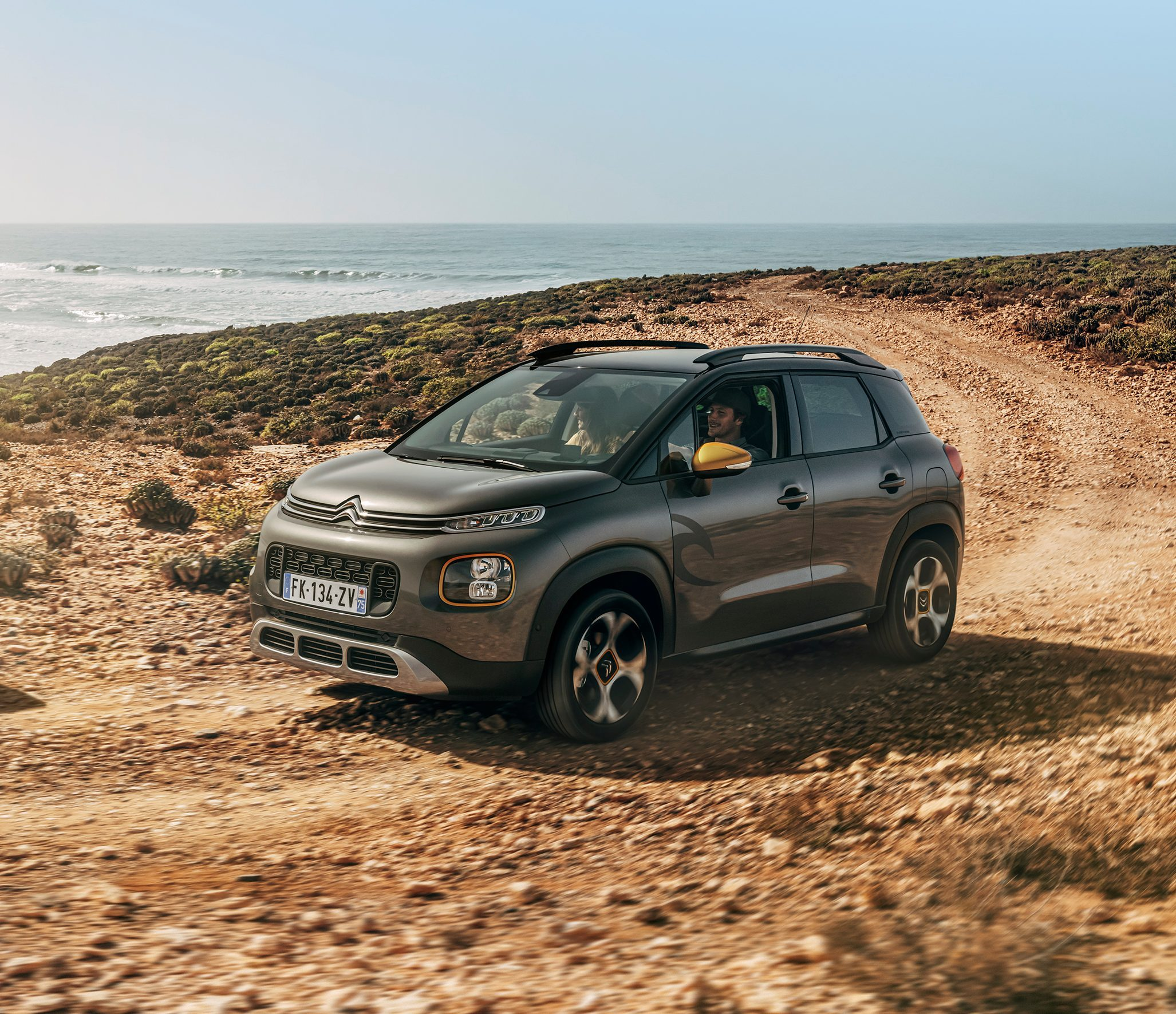 Citroen has teamed up with surf brand Rip Curl for this special that's trendier than TikTok