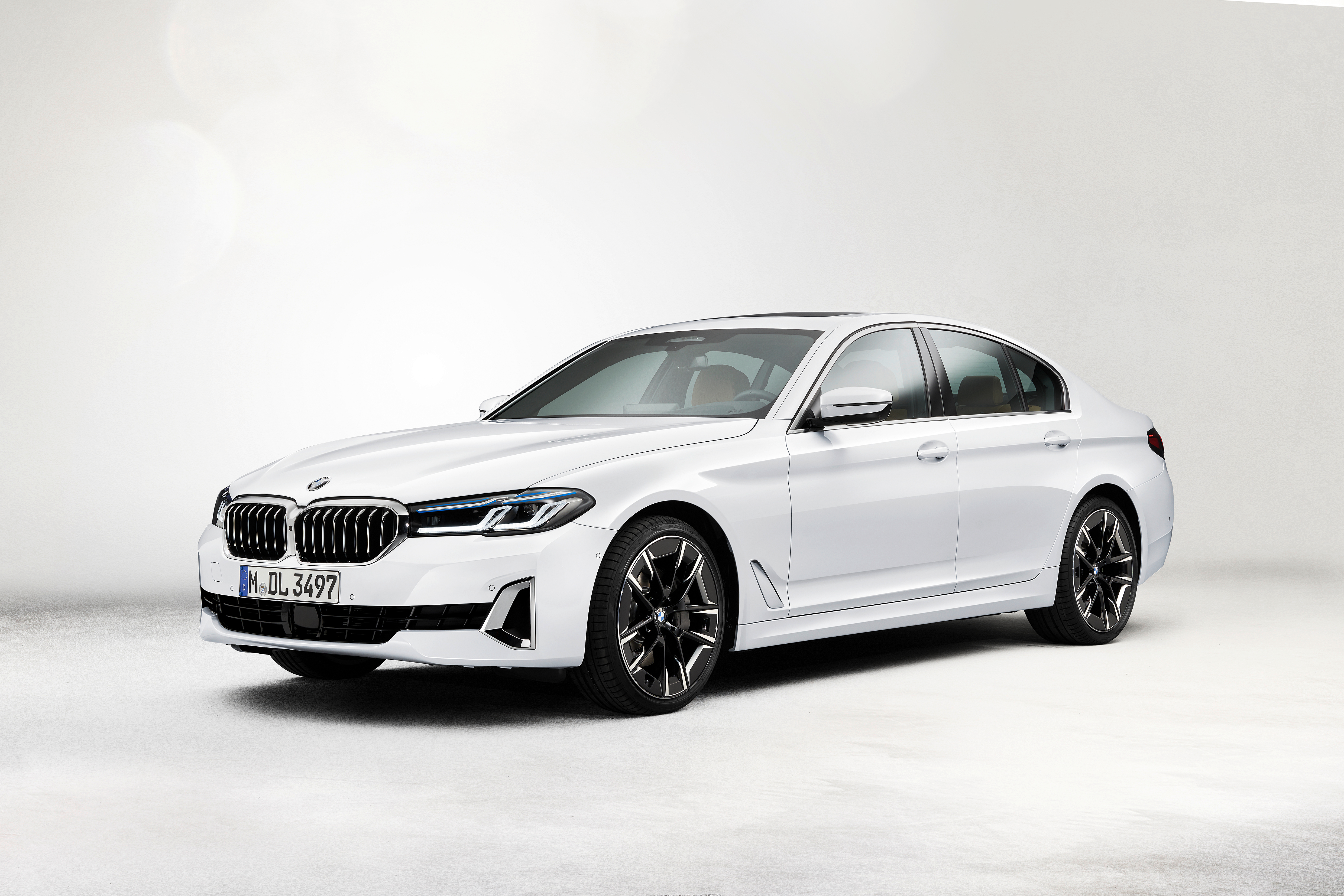 They used to call the 5 Series The World's Best Car in the Nineties and It's still not far off