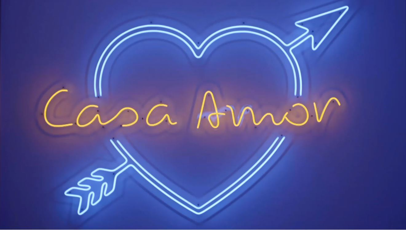 You may not be able to watch the series on TV this year but that doesn't mean you can't visit Casa Amor