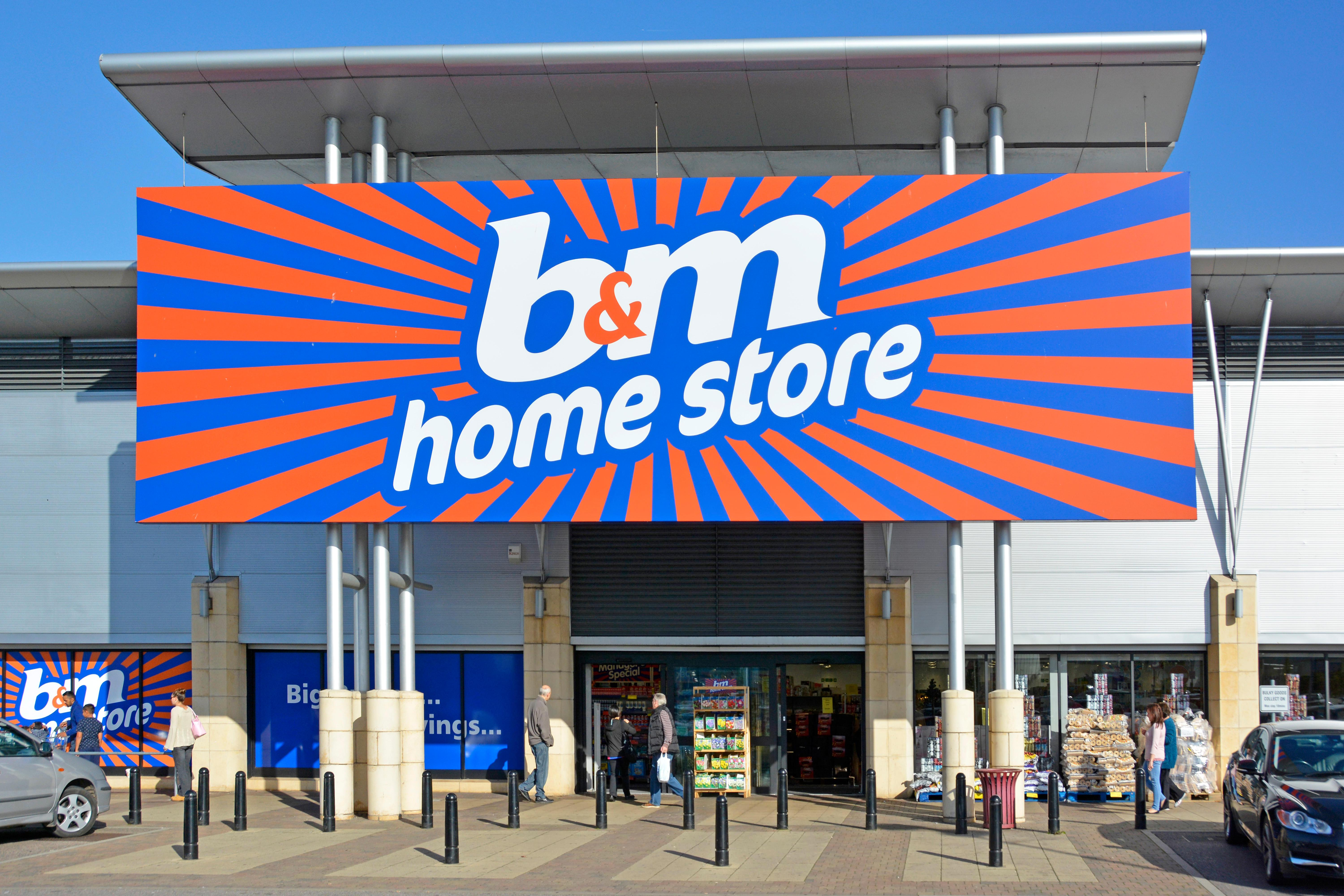 B&M is to reopen 49 stores that had temporarily closed