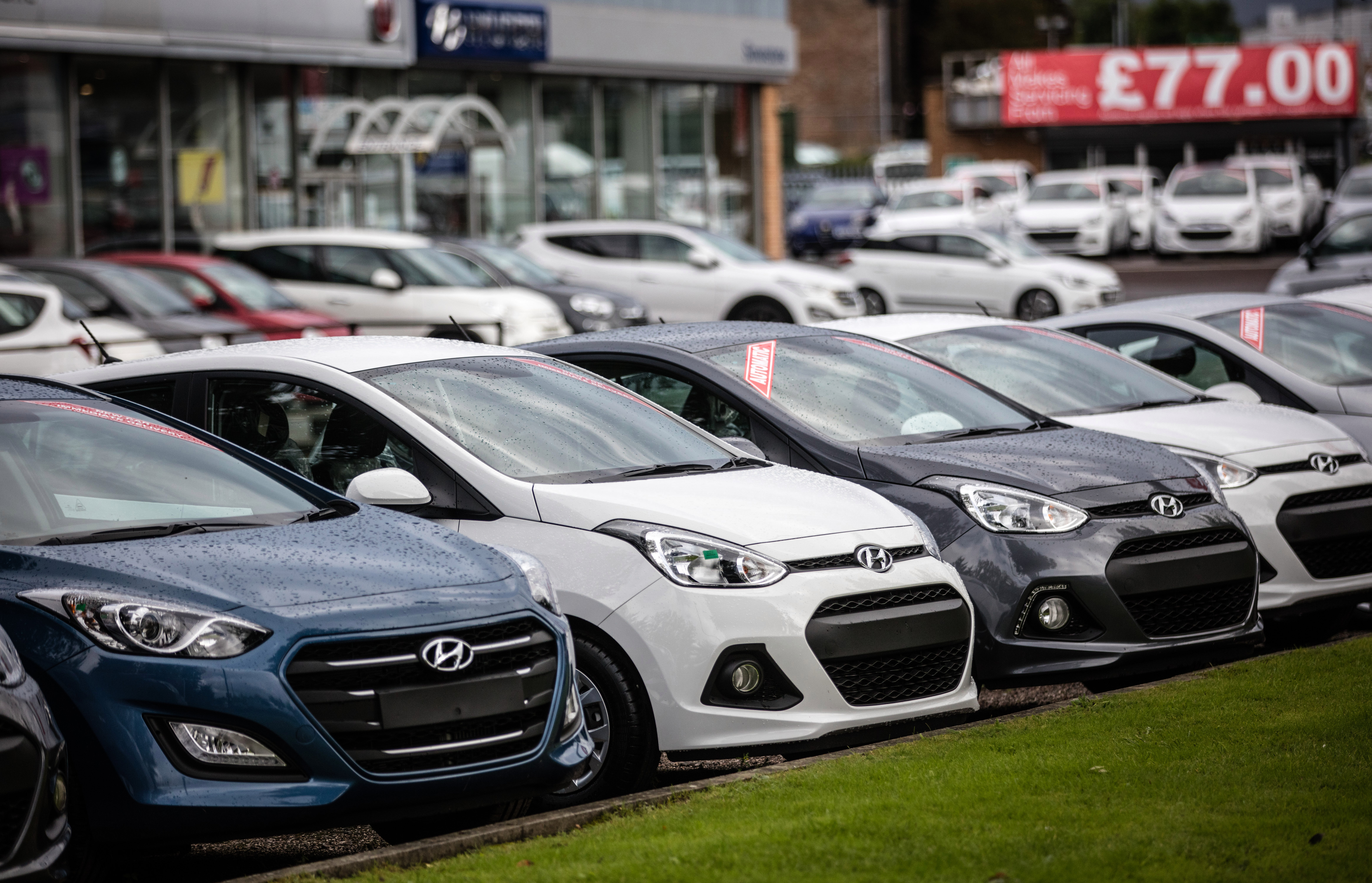 Car showrooms reopen on Monday with zero per cent finance deals and payment holidays on everything from city cars to family SUVs