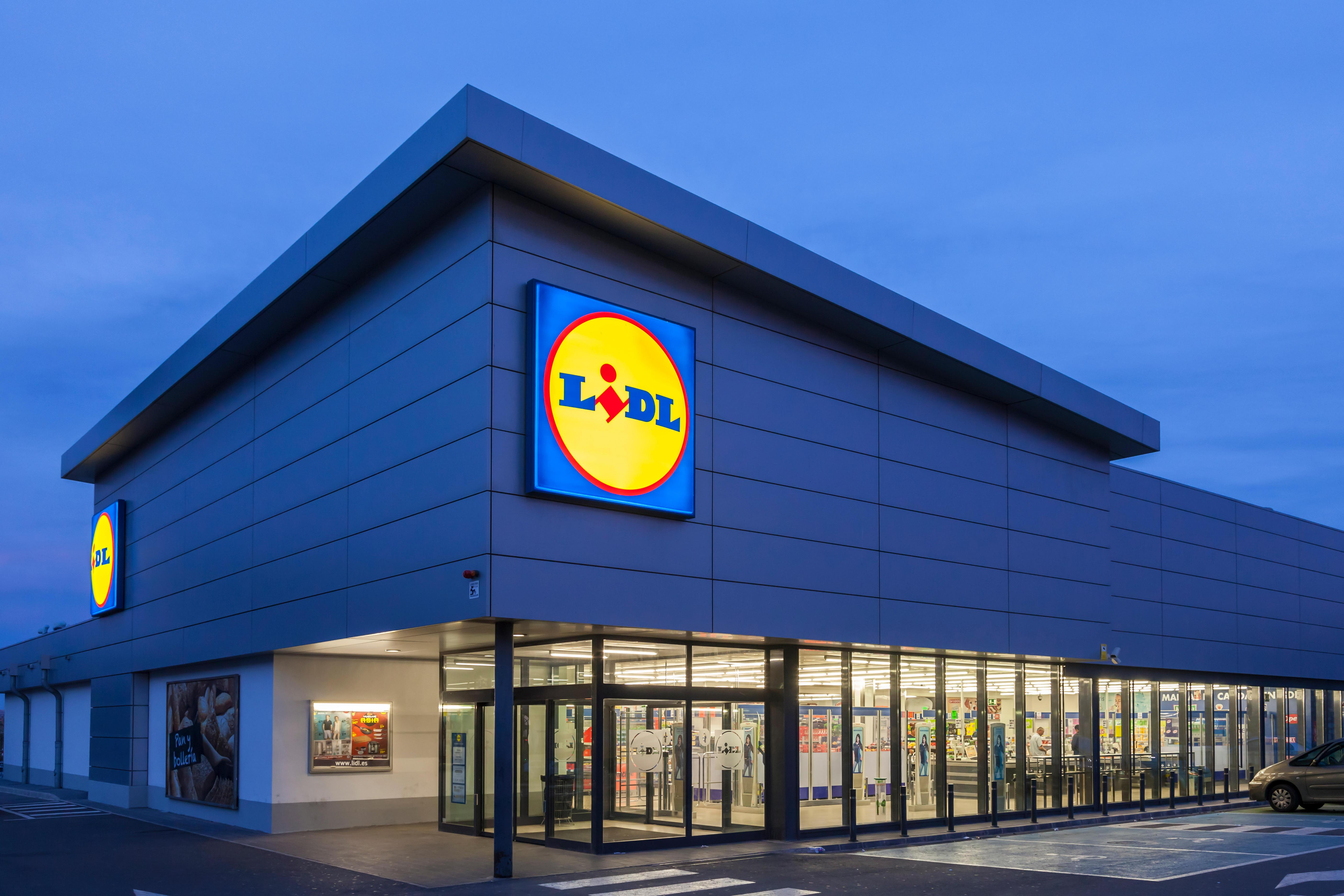 If you're off to Lidl check the bank holiday opening hours first