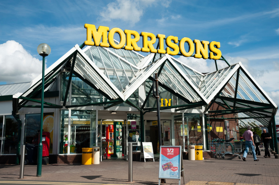 Morrisons is operating its normal opening hours over the long weekend