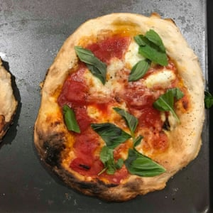 Pizza Pilgrims is selling margherita pizza meal kits online.