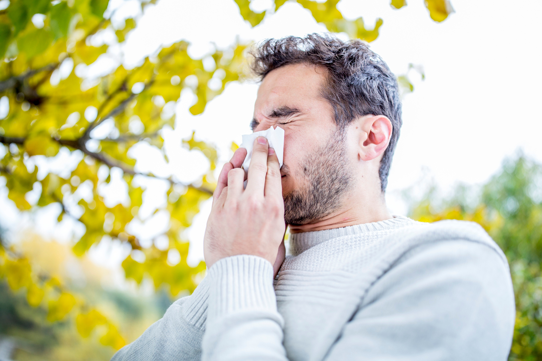 There are plenty of ways to ease the symptoms of hay fever