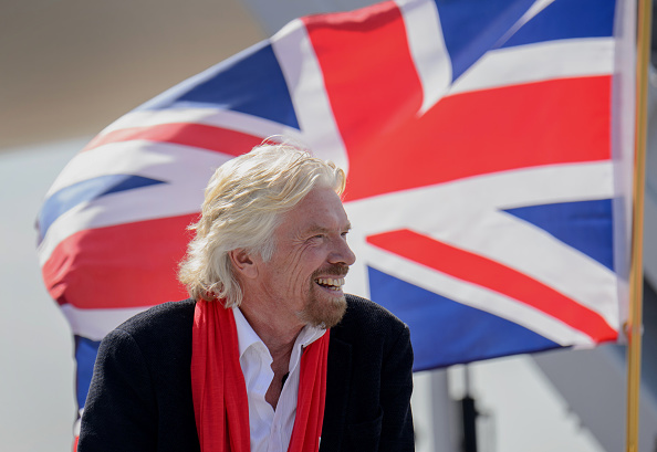 Richard Branson's firm has brought in City advisers, according to reports