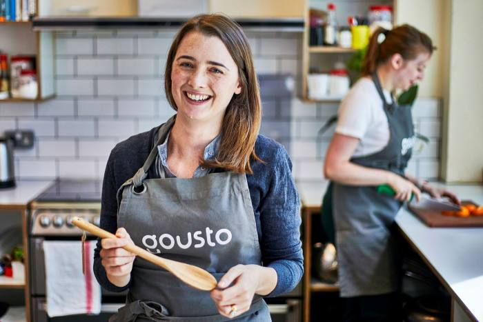 The BGF also owns a stake in UK meal-kit provider Gousto
