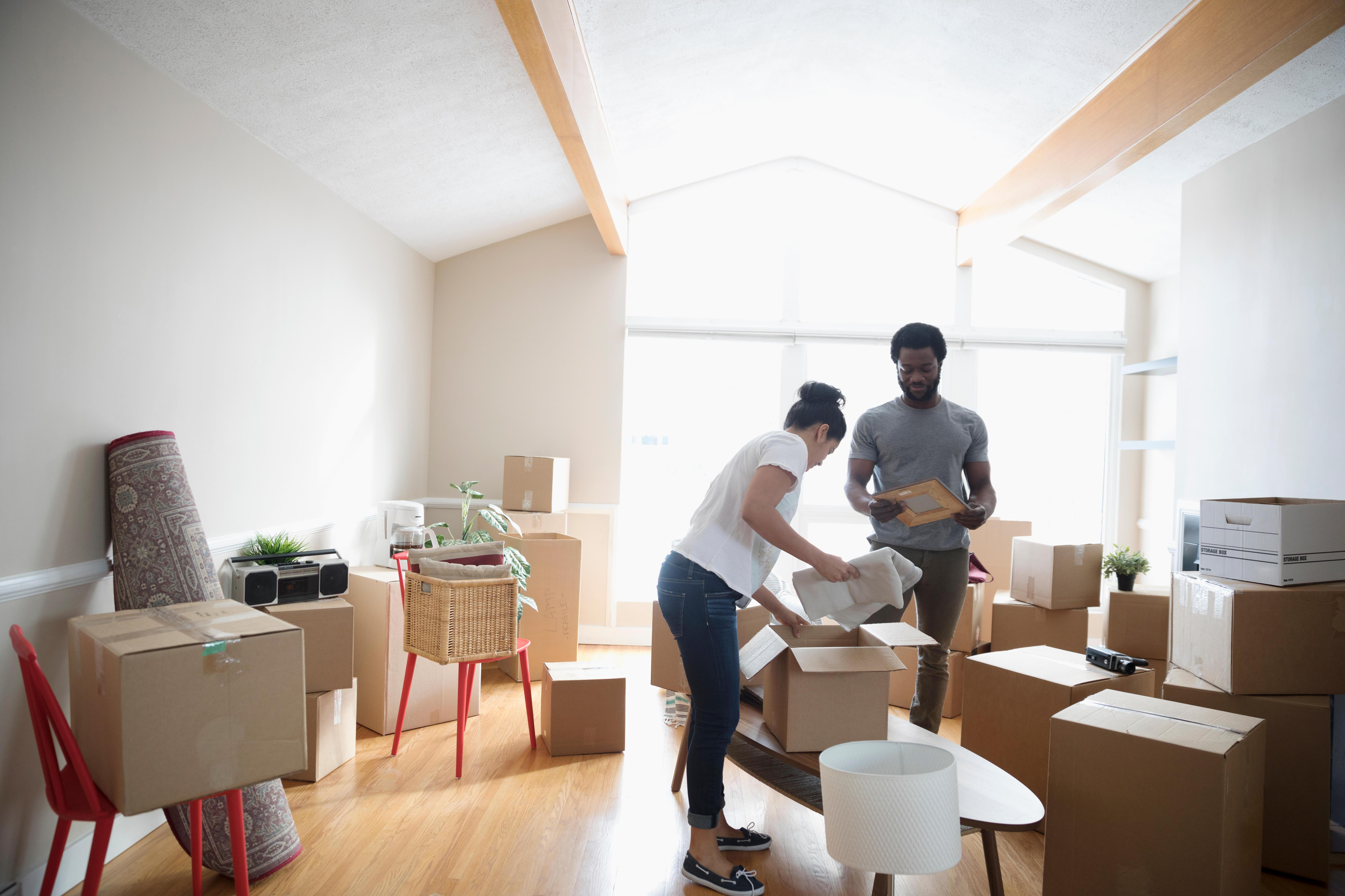 Downsizers could lose out from the falling price of their bigger home