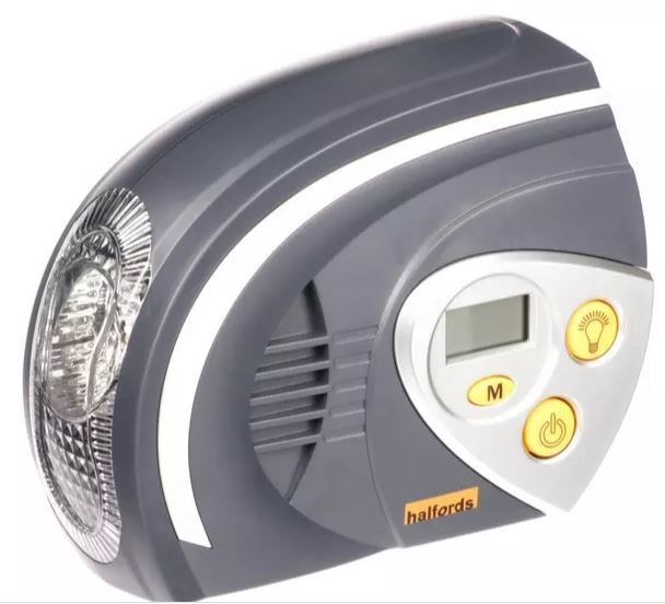 Version with analogue dial is £19.99