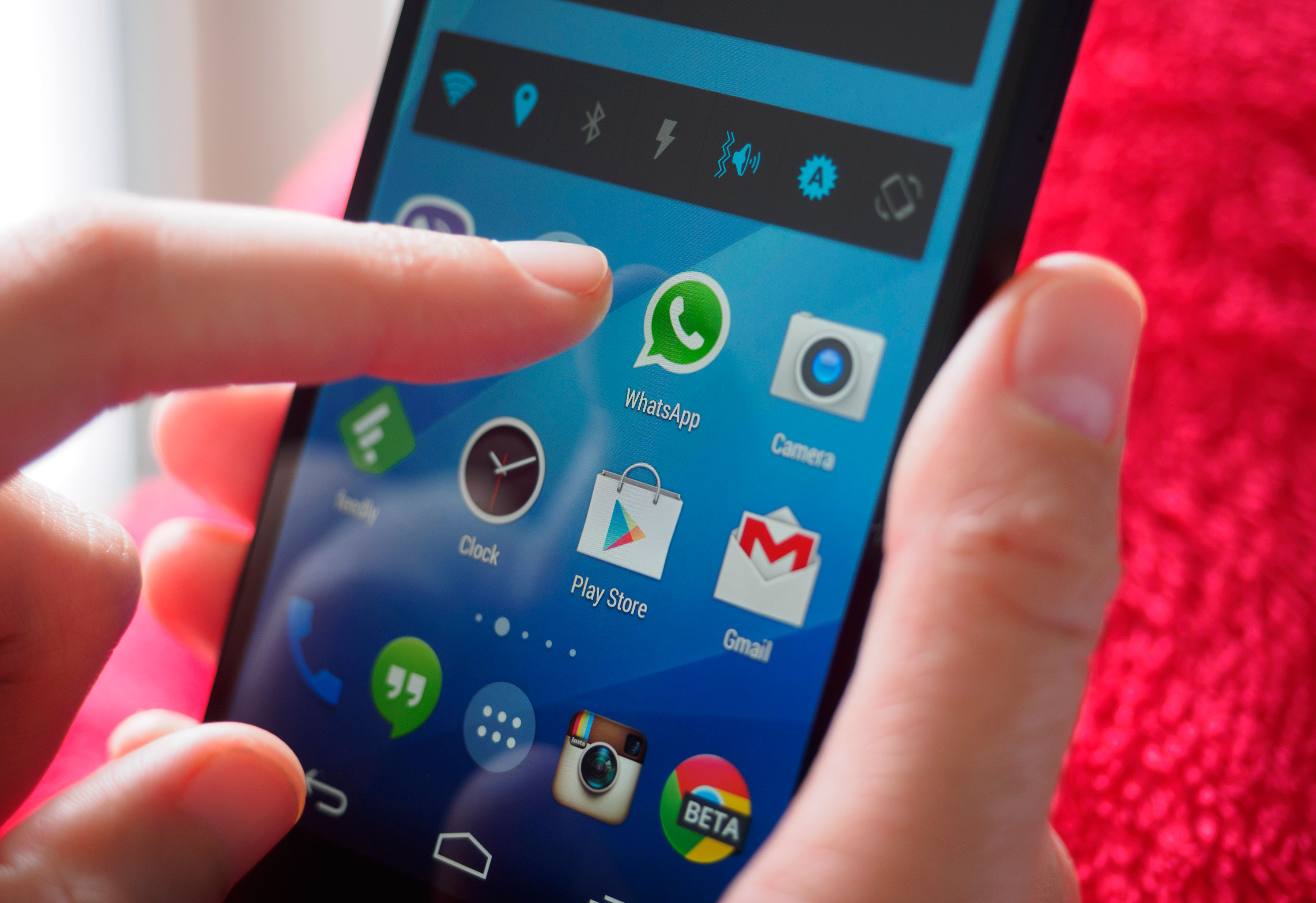 Stevenage and Hereford had the biggest surge in data usage on communications apps