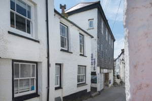 Three-bedroom Lundy Cottage is just around the corner from Port Isaac's picturesque harbour and for sale with John Bray at £295,000.