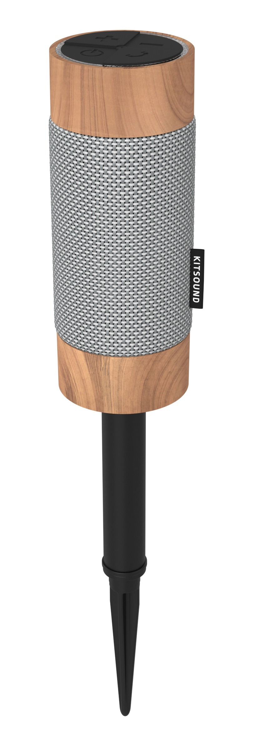 KitSound Diggit Bluetooth outdoor speaker, £39.99, kitsound.co.uk