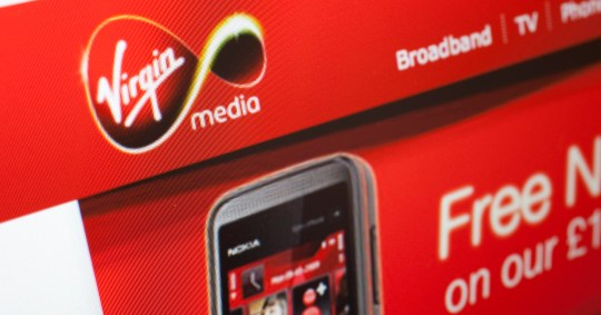 Virgin Media also offers a range of SIM contracts (Newscast/Universal Images Group via Getty Images)