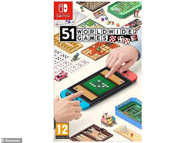 51 Worldwide Games launches on Nintendo Switch today and features a wide selection of eclectic board games, table top games and other fun challenges from all over the world