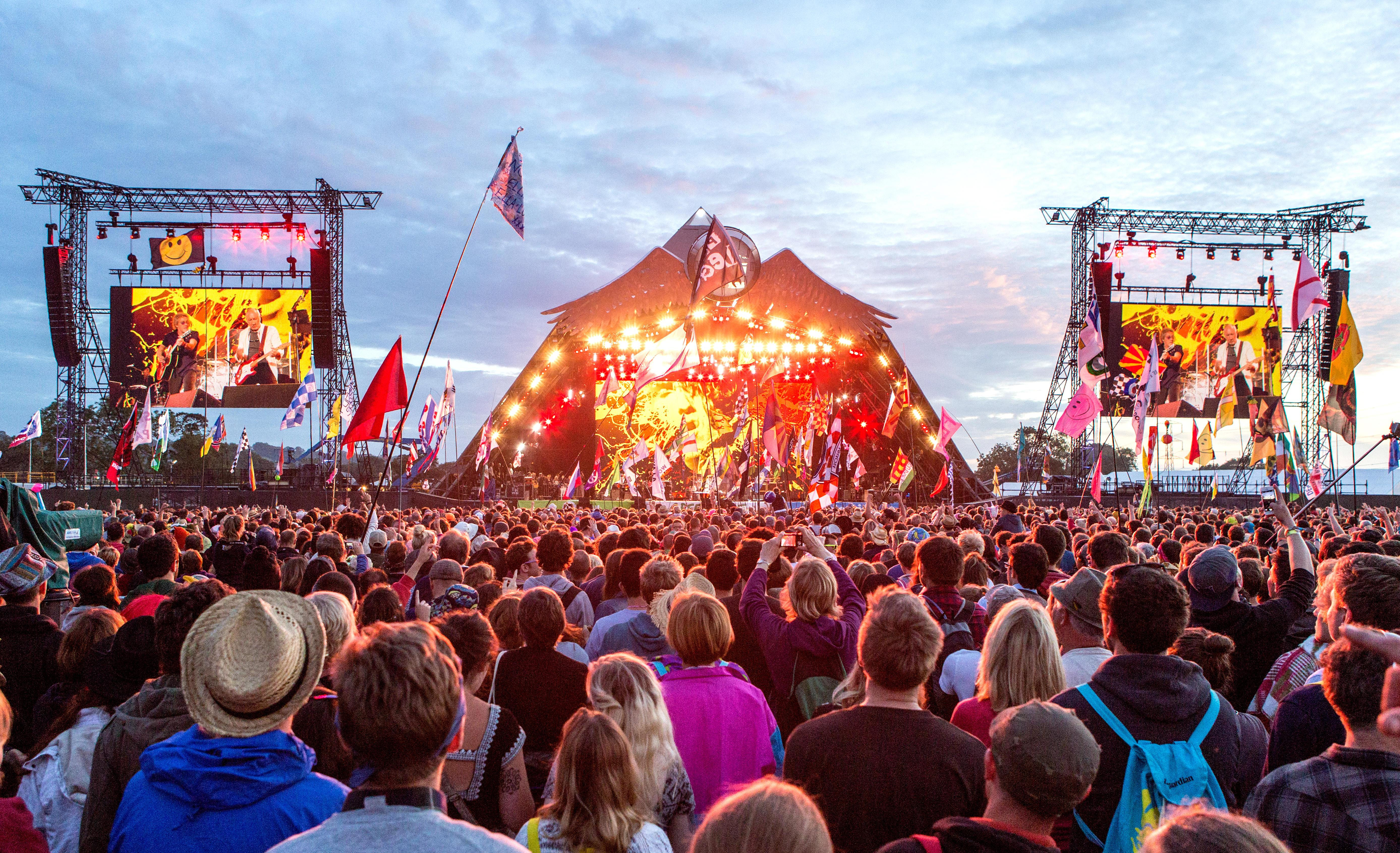 We share some cool gadgets music fans will love to enjoy Glastonbury from home