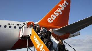 Gatwick to Glasgow flight