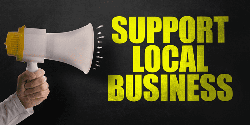 Local business support