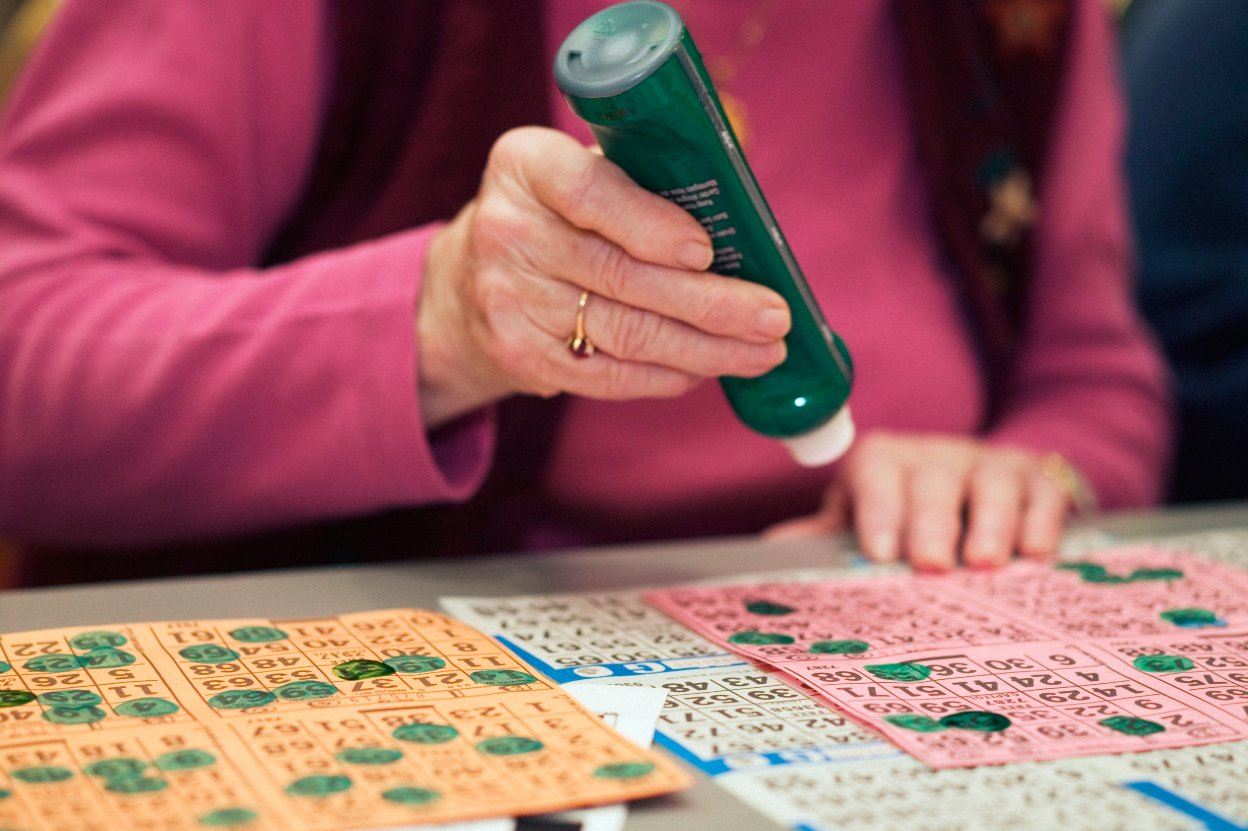 Katherine paid £90 for six bingo tickets but the event didn't take place and she wasn't given a refund