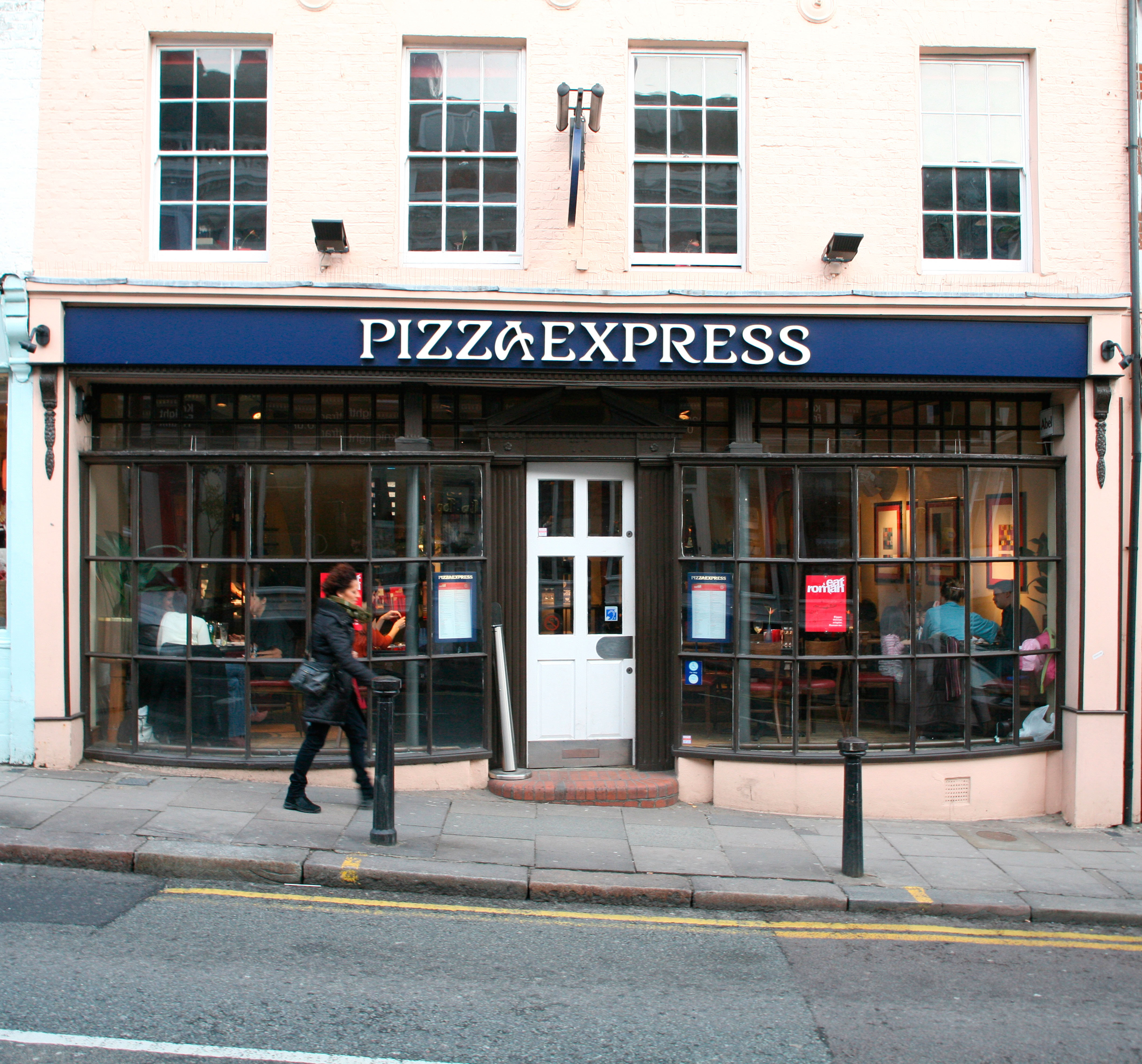 Pizza Express isn't planning to reopen until July 9