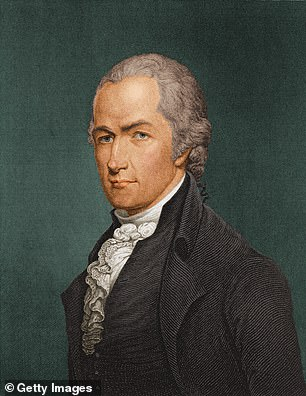 The show portrays Alexander Hamilton as a 'young, scrappy, and hungry' immigrant and someone who was passionate about the abolition of slavery, but he traded slaves although hedoesn't appear to have ever directly owned any enslaved people