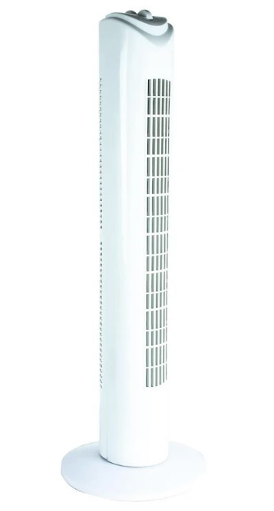 Save on the Status CoolBreeze tower fan at Home Bargains