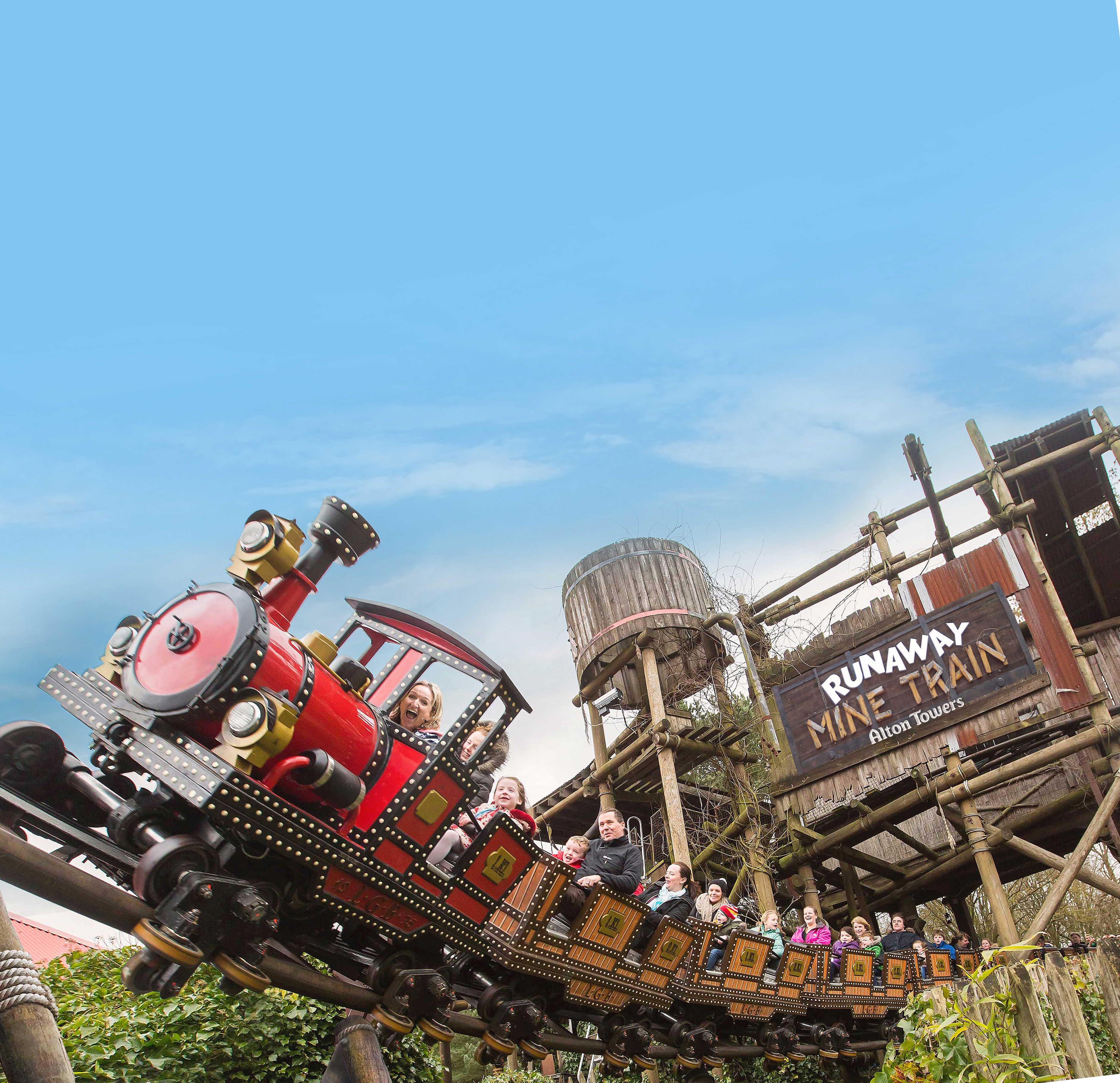 Here's how to win two FREE tickets to Alton Towers Resort worth more than £110