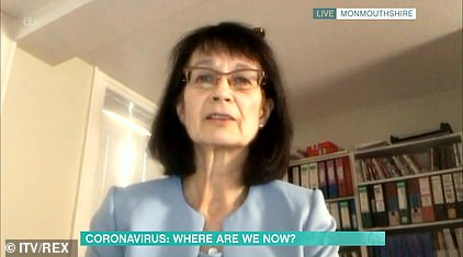 Dr Jenny Harries, deputy chief medical officer for England, told ITV's This Morning she was worried by scenes of parties and raves that had appeared in recent weeks