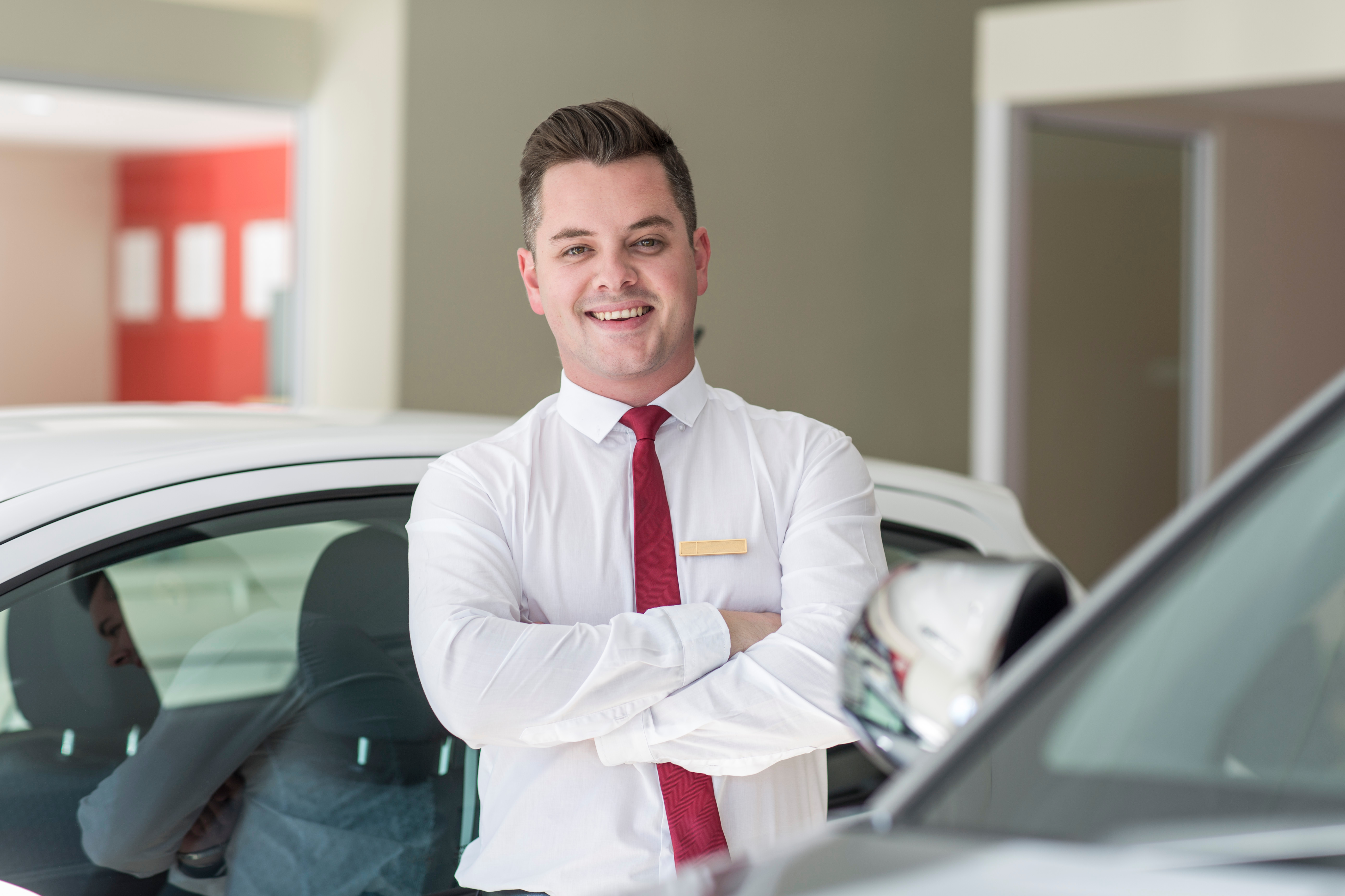 Our used-car specialist Alfie answers your questions