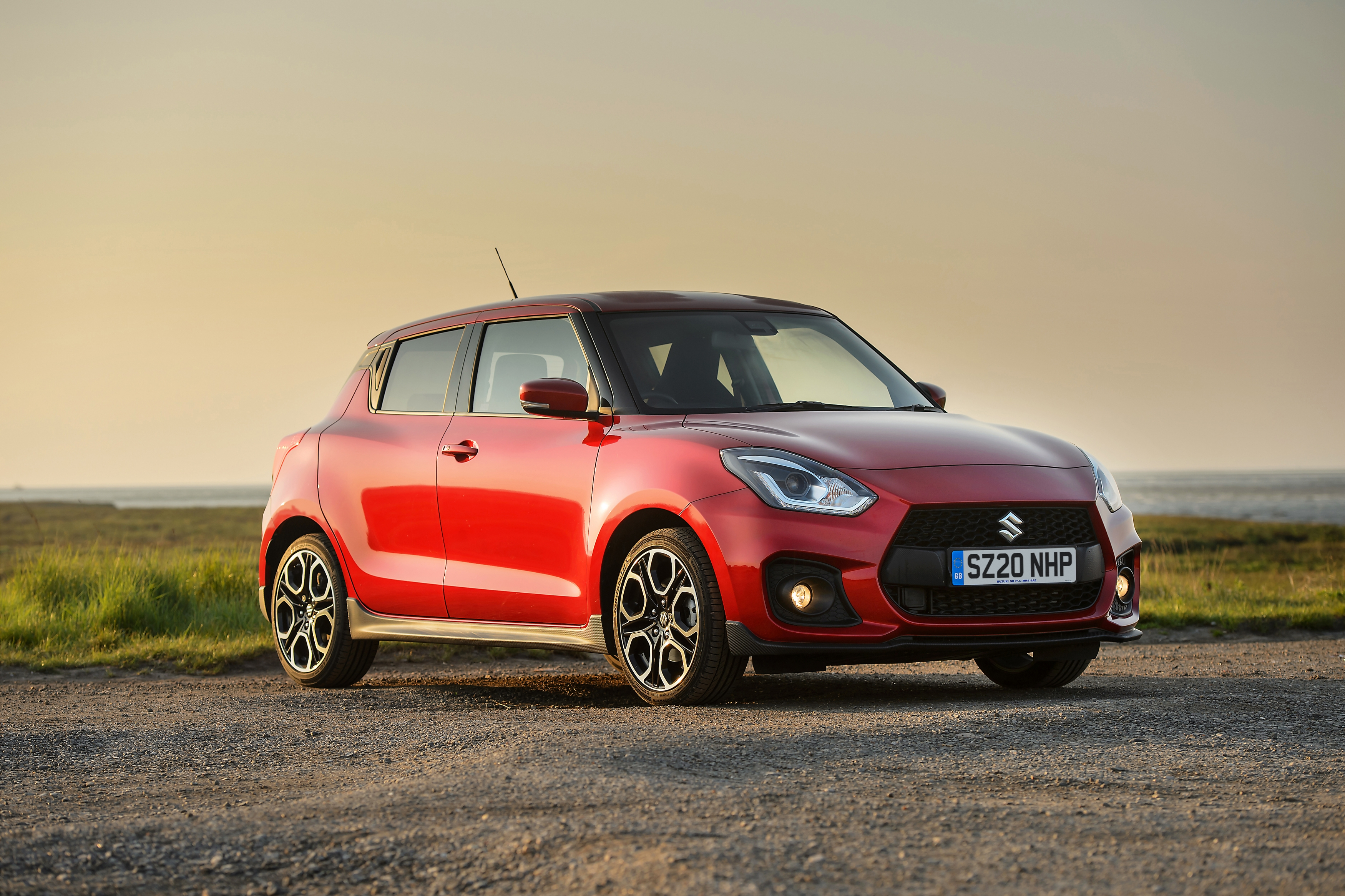 Suzuki has always been all about value and reliability - and that's still evident in the new Swift Sport Hybrid