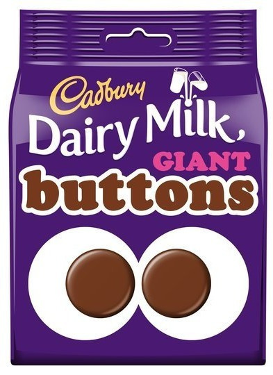 Treat yourself to a bag of Cadbury Dairy Milk Buttons for just £1