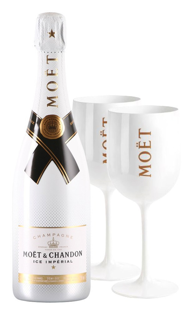 Instead of spending £48.99 on Moët's Ice Imperial Champagne...