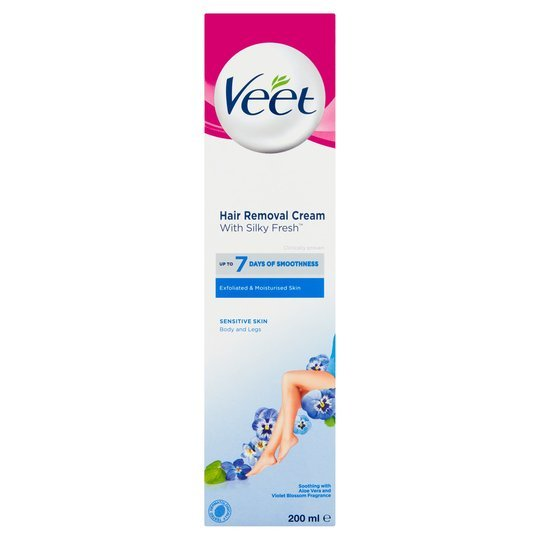 Veet hair removal cream for sensitive skin is down to £3 at Morrisons