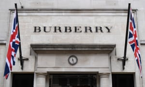 Luxury Fashion brand Burberry has announced plans to lay off staff after its profits were halved due to lockdown during the pandemic.