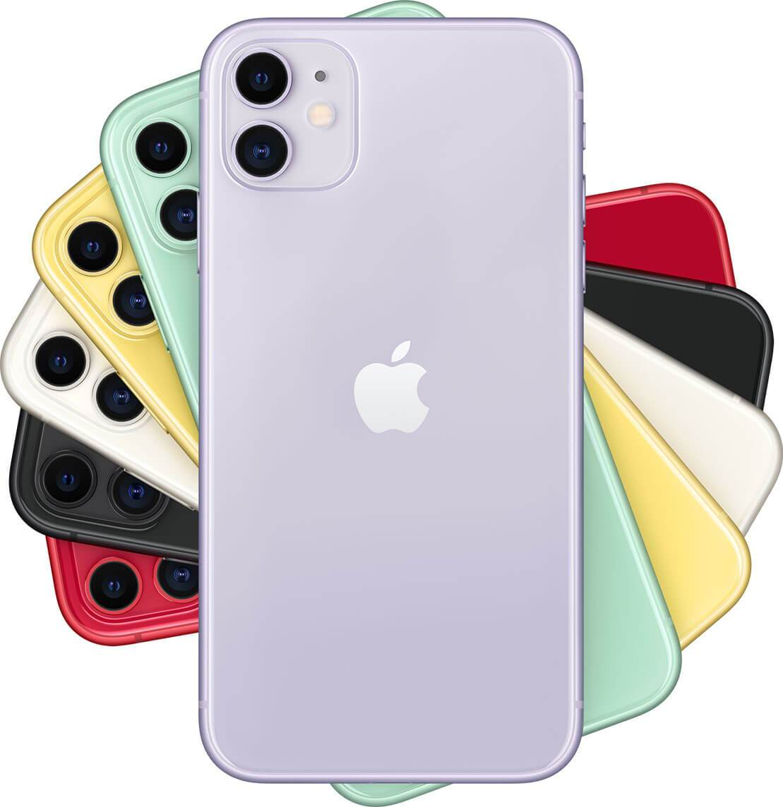 The offer is available for all colours of Apple's flagship